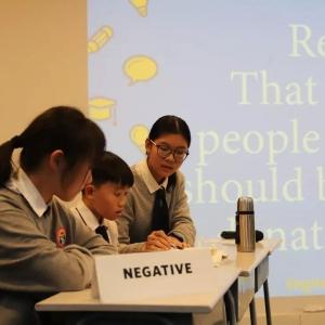English Mania Raged Again in DSI Literacy Week!