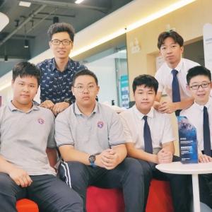全球青年学生创新竞赛铜奖!德胜学校(国际)首战告捷!